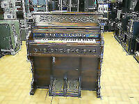 HARMONIUM W. DOHERTY & CO CLINTON. ONT. CAN POUR $199.95