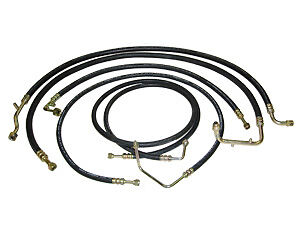 CASE TRACTOR A/C HOSE KIT