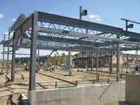 Structural Steel Erector / Welder