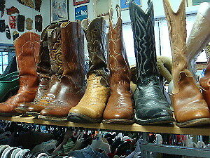 Cowboy Boots /men and women/ and Hats