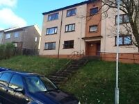 2 Bedroom Ground Floor Flat Divernia Way Barrhead Available 5th April 17