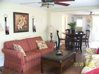 Discount on new lakefront cottage for weekly rental only $500.00