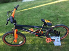 children's BMX bike hardly used and in great condition