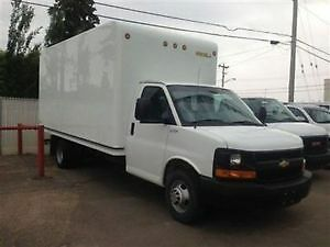 1 ton cube van from Ft. McMurray to Edmonton Sunday Sept 25