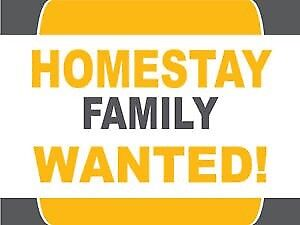 Homestay Host Families Wanted!