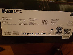 "BNIB MB Quart ONX304 12"" Subwoofer BRAND NEW $65 OBO Strathcona County Edmonton Area image 2"