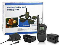 Dog Training Collar BRAND NEW - Rechargeable and Waterproof