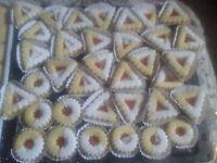 gâteaux algériens