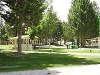 Radium valley RV timeshare