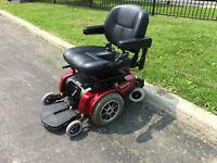 - Electric Reclining Wheelchair / Tilt - Power Tilting - New Bat