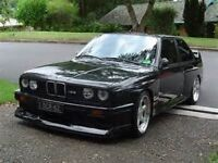 BMW E30 88-91 WANTED