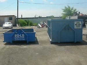 DISPOSAL  BINS  FAST DELIVERY CALL 416 768 3991