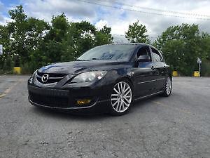 MAZDASPEED 3 REBUILT BASE FORGÉE TRES PROPRE