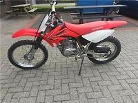 Wanted crf 100