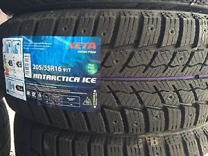 205/55R16 Installed and Balanced