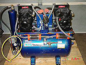 MDT Mckesson Dental air compressor used refurbished