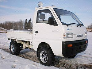 Want to buy a daihatsu hijet  4x4 Whyalla Whyalla Area Preview