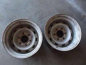 Wanted 15x8 gm rally wheels