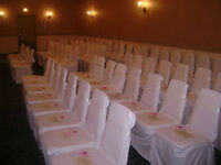 Full Slip Chair Cover Rentals *** $2.00 *** no tax!!