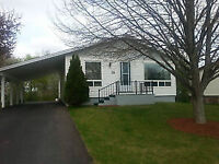 House for RENT Sussex NB