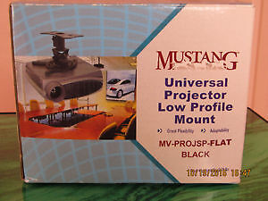 Brand New Universal Projector Low-profile Ceiling Mount