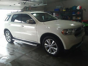 2012 Dodge Durango Crew Loaded