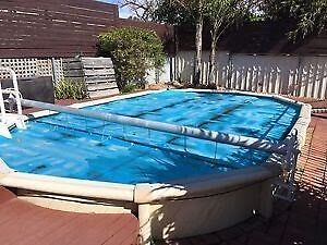 Clark rubber above ground pools gumtree australia free Clark rubber swimming pool above ground