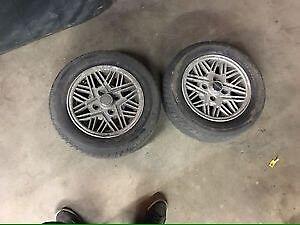 2 AE86 GTS Snowflake wheels