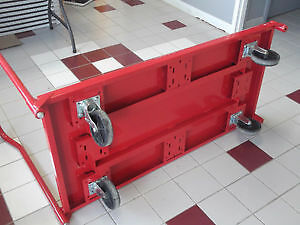 DAYTON HEAVY- DUTY STEEL DECK PLATFORM TRUCKS, 1600 LB CAPACITY Kitchener / Waterloo Kitchener Area image 5