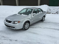 2001 Mazda Protege quick fast sale very cheap Berline