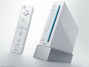 wii with 4000 retro games and 10 gc games mario and zelda