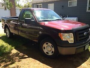 Ford F-150 8Cyl 8' box 2009