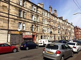 Traditional 1 Bedroom 3rd Floor Flat in Harley Street Ibrox - Available 08-06-2021