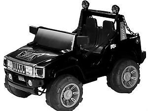 Electric Two Seater Child Ride-On Toy 12V Battery Remote Music