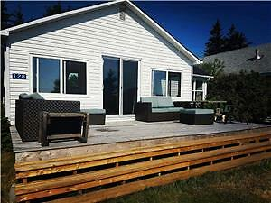Furnished 3 bed cottage by beach in Shediac,NB