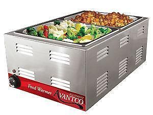 Hot food warmer - brand new