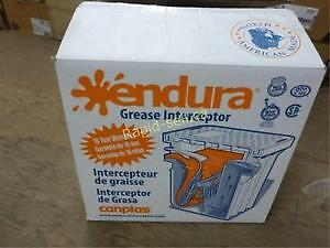 Endura Grease Interceptor