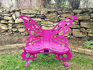 Wing'd bench Butterfly Edition