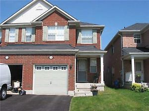 Gorgeous New Stunning Semi Detached 3 Bed 3 Bath Home For Rent