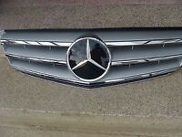 Mercedes Class grill grille W204
