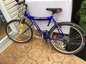 """Supercycle mbx-1000 velo 25"""" pour homme"""