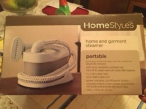Home Styles Portable Home & Garment Steamer