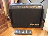 Amp  Randall RG 100SC G2 Series