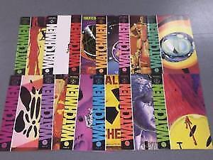 Watchmen #1-12 full run