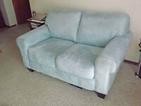 Barely used Love Seat
