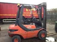 Linde H25D Diesel Forklift Truck to Buy or Hire £55 Per Week. Other trucks in stock to hire!