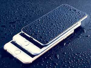 Repair for the water damages of iPhone and Samsung /IPad