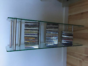 STRUCTUBE ETAGERE DVD/CD