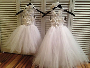 Perfect Flower Girl Dress! WE WILL CUSTOM MAKE YOUR COLOR!