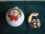 Campbell Soup Ornaments